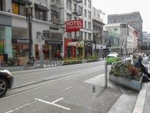 Ansicht der Stadt von San Francisco Stockbilder