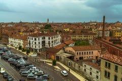 Ansicht der Stadt von Venedig Lizenzfreies Stockbild