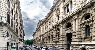 Ansicht der Straße genannt Stockbilder