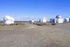 Ansicht des astronomischen Observatoriums lizenzfreie stockfotos