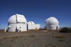 Ansicht des astronomischen Observatoriums stockbild