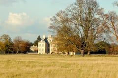 Ansicht des Belton Hauses stockbilder