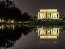 Ansicht des Denkmals stockbild