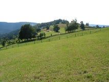 Ansicht des Dorfs 2 Stockfotos