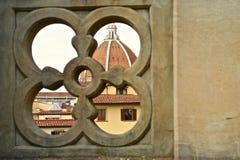 Ansicht des Duomo Lizenzfreie Stockfotografie