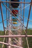 Ansicht des Ferris Stockfotos