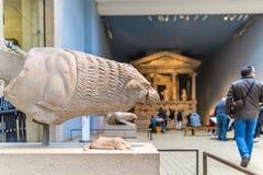 Ansicht des Geschichtsmuseums Lizenzfreie Stockfotos