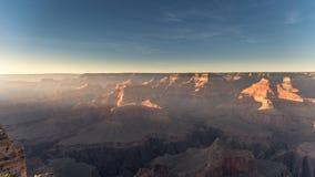Ansicht des Grand- CanyonNationalparks Lizenzfreie Stockfotos