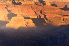 Ansicht des Grand- CanyonNationalparks Stockfoto
