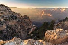 Ansicht des Grand- CanyonNationalparks Lizenzfreies Stockfoto