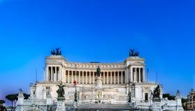 Ansicht des Haupt-façade des Monuments genannt Lizenzfreie Stockfotos