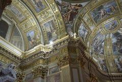 Ansicht des Heiligen Andrew Basilica stockfoto