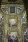 Ansicht des Heiligen Andrew Basilica stockfotografie