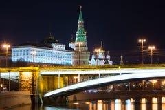 Ansicht des Kremlin Lizenzfreies Stockbild