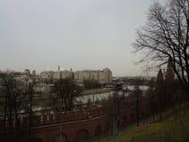 Ansicht des Kremlin Lizenzfreie Stockfotos