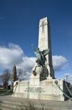Greenock Kriegs-Denkmal Stockbilder