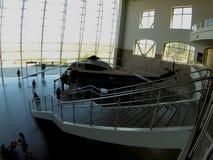 Ansicht des Marine One-Hubschraubers b benutzt von Präsidenten Lyndon B johnson stockfotografie