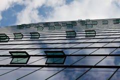Ansicht des modernen Büros Stockfoto