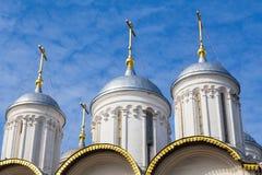 Ansicht des Museums des Moskaus der Kreml, Moskau, Russland stockbild