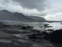 Ansicht des Nordpols Lizenzfreie Stockfotografie