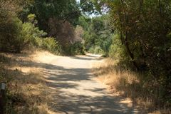 Ansicht des Parks lizenzfreies stockfoto