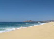 Ansicht des Pazifischen Ozeans in Los Cabos Mexiko Lizenzfreie Stockbilder