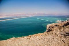 Ansicht des Toten Meers Lizenzfreie Stockfotografie