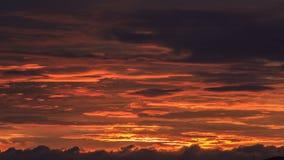 Ansicht des wunderbaren Himmels Stockbilder