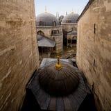 Alte Stadt von Istanbul lizenzfreie stockfotos