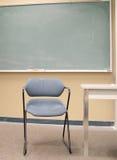 Ansicht eines Klassenzimmers Lizenzfreie Stockfotografie