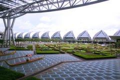 Ansicht-Flughafen 1 Stockfotos