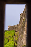 Ansicht Fort-St. Cristobal vom Garita Lizenzfreie Stockfotografie