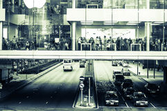 Ansicht in HK Stockfotos