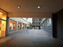 Ansicht in Köln Lizenzfreie Stockfotos