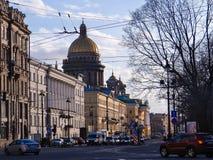 Ansicht Kathedrale der Str Lizenzfreies Stockfoto