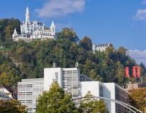 Ansicht in Luzerne Stockfotos