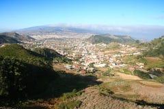 Ansicht in Naturpark von anaga Lizenzfreie Stockfotografie