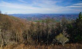 Ansicht Nord-Carolina Piedmonts - 3 Lizenzfreies Stockbild