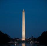 Ansicht Ost vom Lincoln-Denkmal Stockbilder