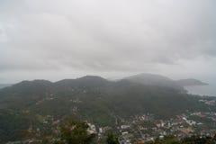 Ansicht Phuket Stockbild