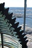 Ansicht in Söderskär-Leuchtturm Lizenzfreies Stockbild