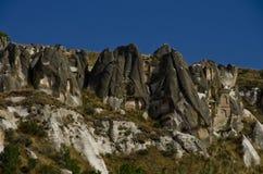 Ansicht Süd-Cappadocia-Tales lizenzfreie stockfotos
