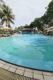 Ansicht in Sabah, Malaysia lizenzfreies stockfoto