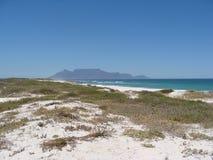 Ansicht in Tafelberg Lizenzfreie Stockfotos