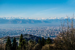 Ansicht Turin Lizenzfreie Stockbilder