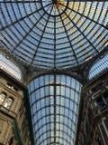 Ansicht Umberto Gallerys in Neapel Stockfoto