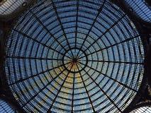 Ansicht Umberto Gallerys in Neapel Lizenzfreies Stockfoto