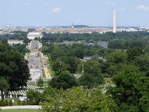 Ansicht Villa von der Robert-E. Lee Stockbilder