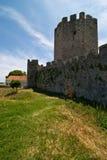 Platamonas Schloss Stockbilder