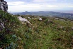 Ansicht vom Catedral-Hügel Stockbilder